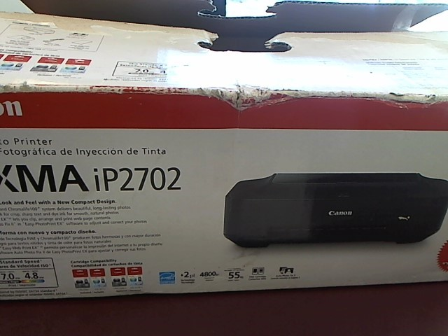 CANON Printer PIXMA IP2702