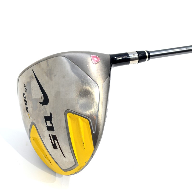 Nike Sasquatch SQ 460 9.5° Driver Golf Club Right Handed Stiff Flex>