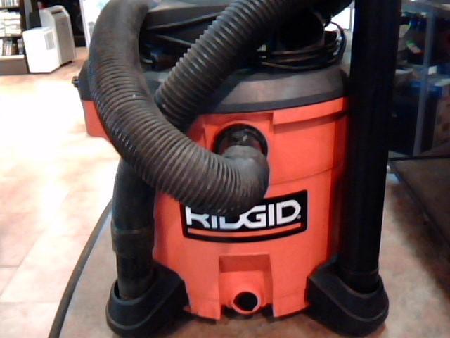 RIDGID TOOLS Vacuum Cleaner WET DRY VAC
