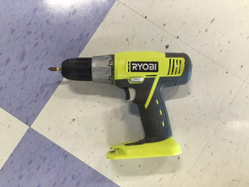 Ryobi One + Plus 18V Li-Ion Cordless 4-Tool Super Combo Kit w/ Case P883