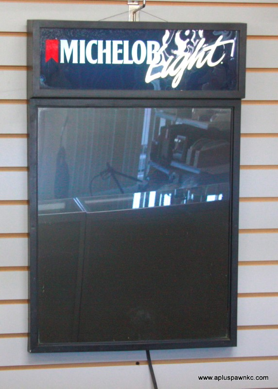 MICHELOB LIGHT MENU BOARD