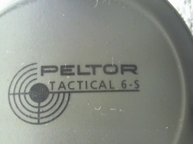 PELTOR Accessories TACTICAL 6S