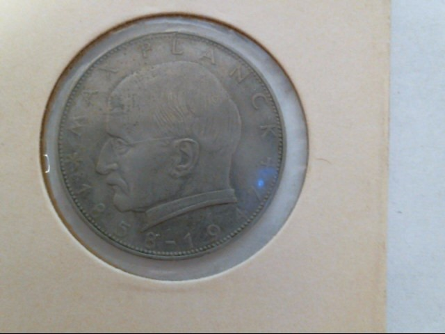 GERMANY Coin 1957 NICKEL