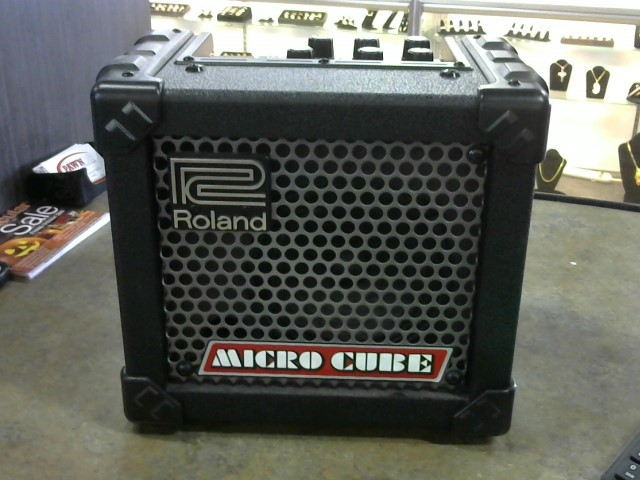 ROLAND Electric Guitar Amp MICRO CUBE