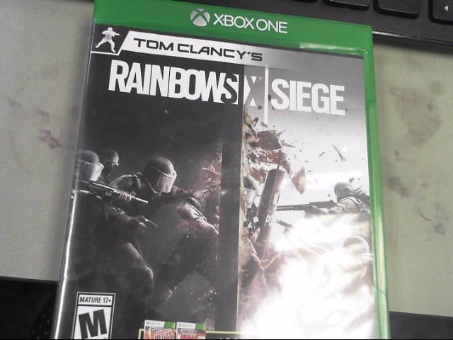 MICROSOFT Microsoft XBOX One Game RAINBOW SIX SIEGE