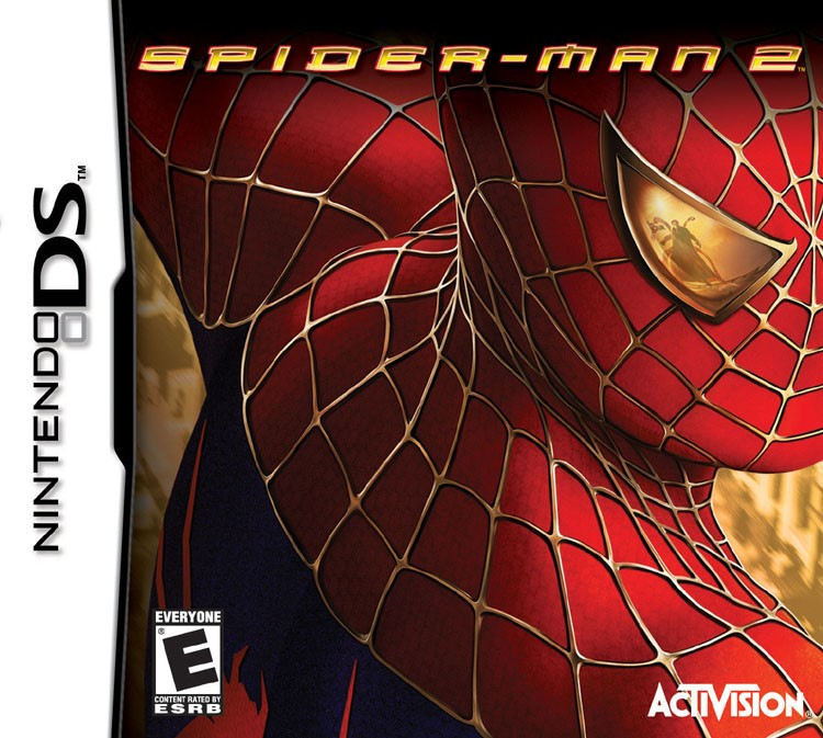 Spiderman 2 (Nintendo DS Game) *CART ONLY*