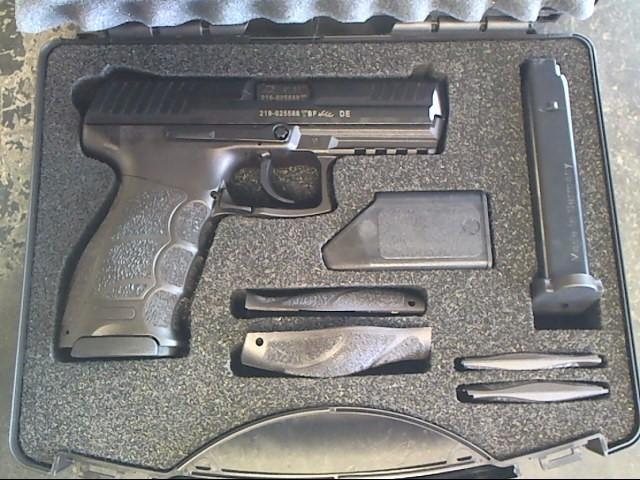 HECKLER & KOCH Pistol P30-V1 40S&W LITE LEM (M734001-A5)