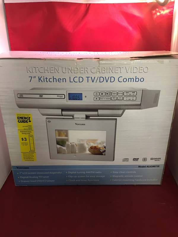 VENTURER DVD Player KLV39073E