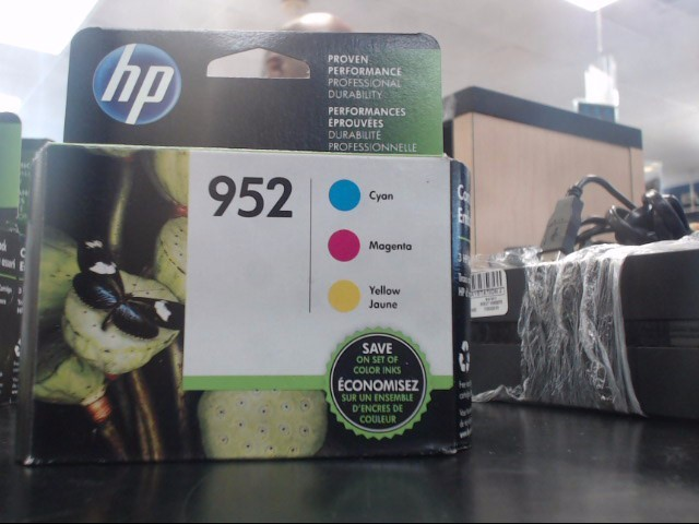HP PRINTER INK 952 - 3PACK