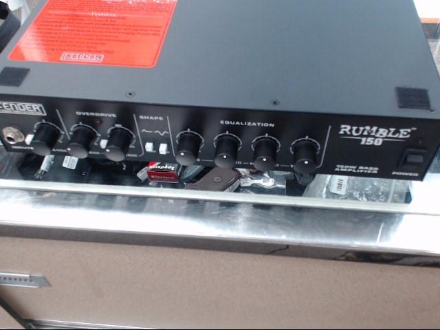 FENDER Bass Guitar Amp RUMBLE 150