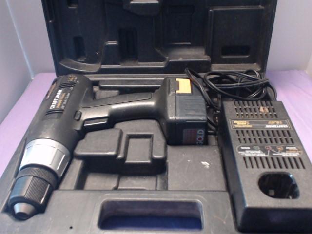 CRAFTSMAN Cordless Drill VSR 0-1400