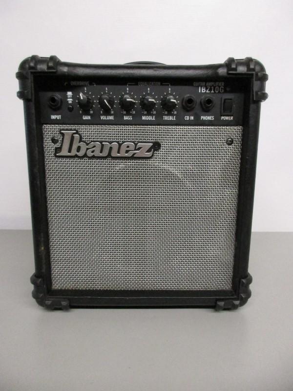 IBANEZ IBZ10G GUITAR COMBO AMPLIFIER