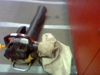 HOMELITE Leaf Blower VAC ATTACK 2