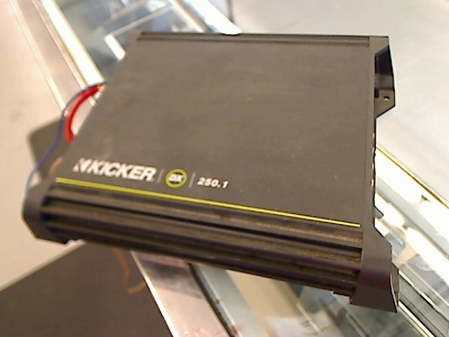 KICKER Car Amplifier DX250.1