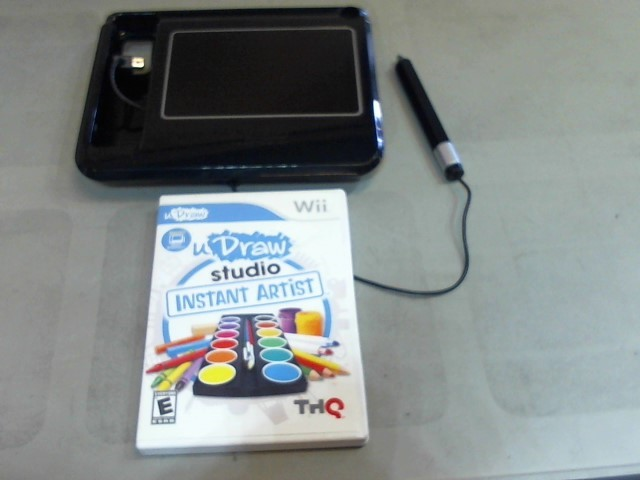 NINTENDO Video Game Accessory UDRAW GAME TABLET WII