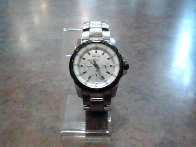 SEIKO Gent's Wristwatch V14J-0BK0