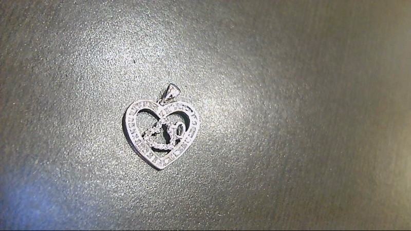 Silver Pendant 925 Silver 3.1g