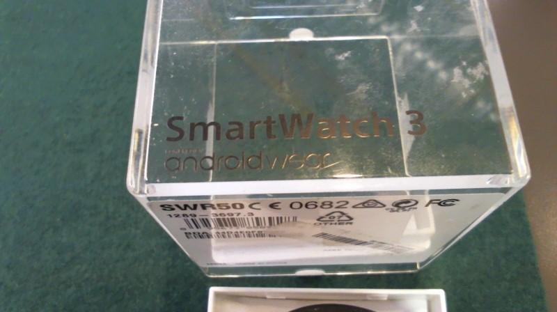 SONY Gent's Wristwatch SMARTWATCH 3