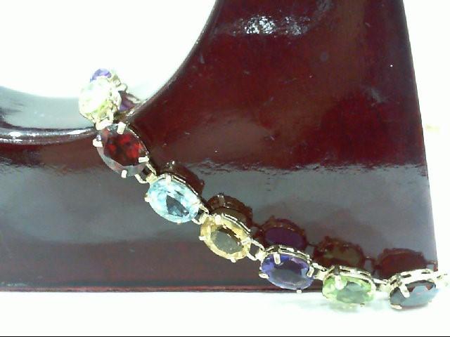 Gold Bracelet 14K Yellow Gold 8.5g