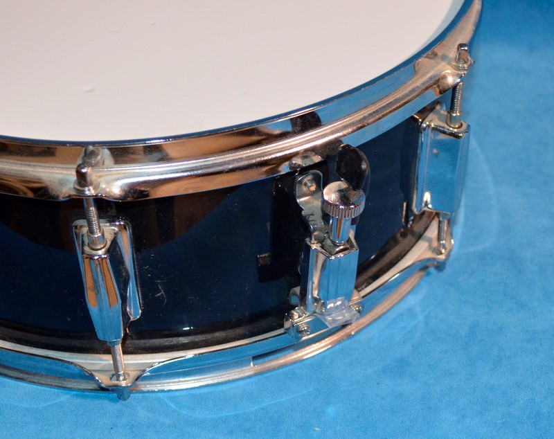 LEGION BY PEACE BLACK SNARE DRUM
