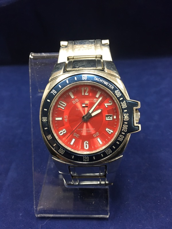 TOMMY HILFIGER Gent's Wristwatch F90271