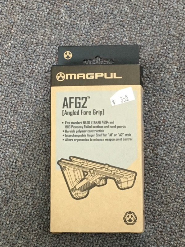 A.S.H. Tactical - ASH-15 Enhanced Pistol - 5.56/.223