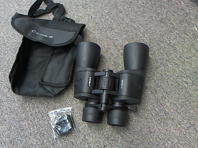 BARSKA Binocular/Scope 10-30X50