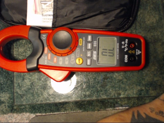 ELECTRONIC SPECHIALTIES Multimeter 655