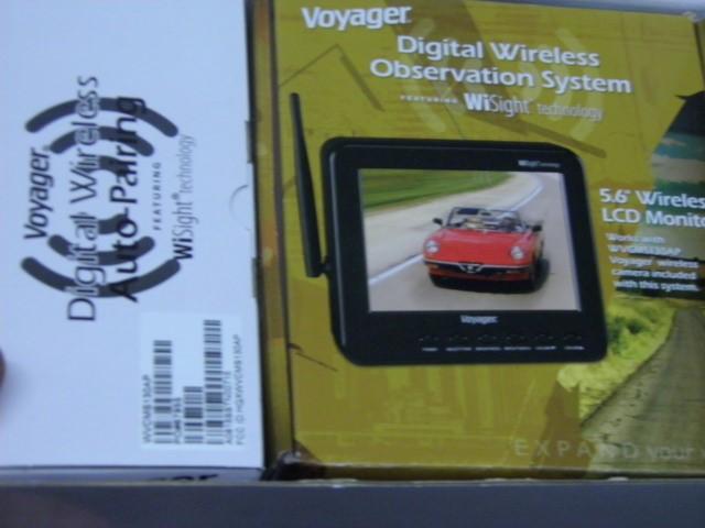Voyager Digital Wireless Observation Camera