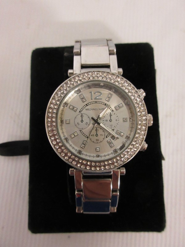 MICHAEL KORS Lady's Wristwatch MK-1196