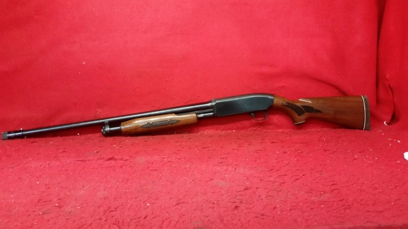 Marlin Model 120 Pump Action 12ga Shotgun