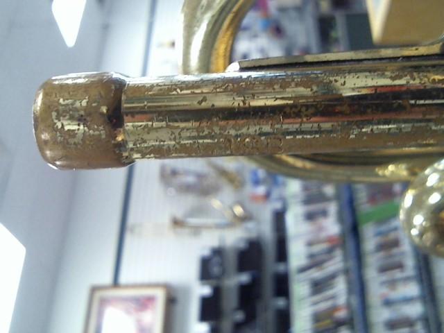 CG CONN MUSICAL INSTRUMENTS Trumpet/Cornet *DIRECTOR* TRUMPET