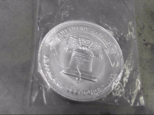 UNITED STATES Silver Bullion 1 TROY OUNCE SILVER ROUNDS