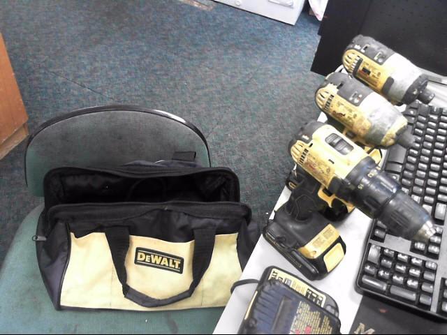 DEWALT Cordless Drill DCE885