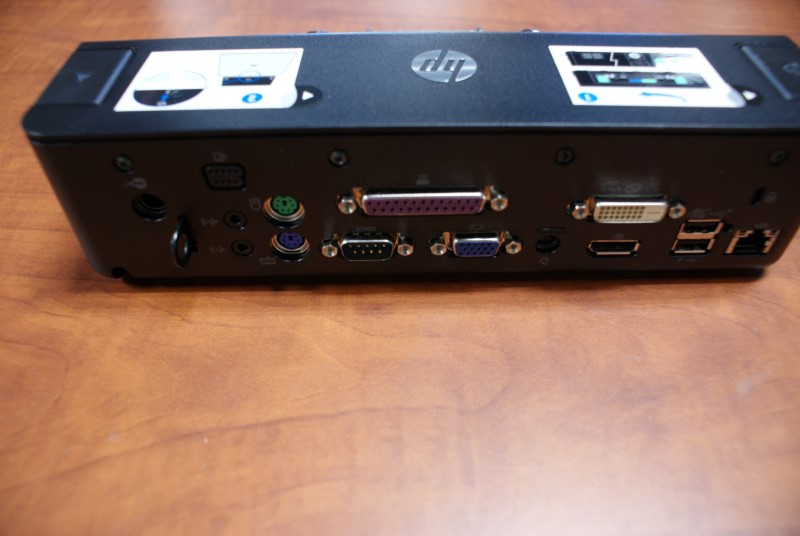 HEWLETT PACKARD Computer Accessories DOCKING STATION