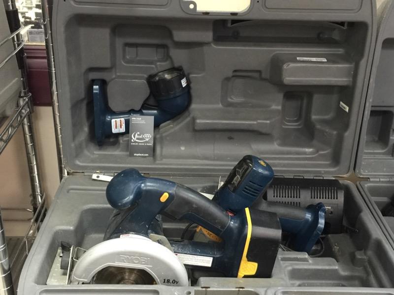 RYOBI Cement Hand Tool P510 P501 P200 SET