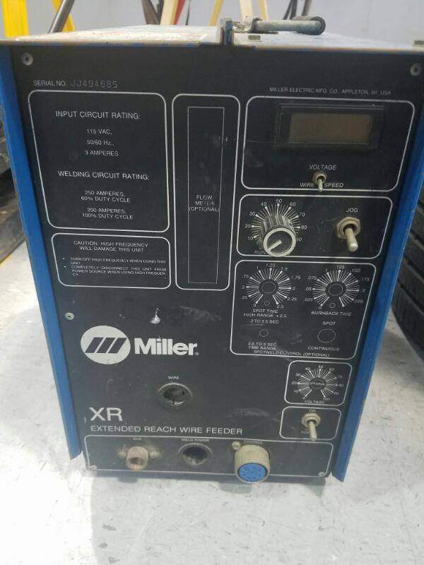 MILLER WELDERS Wire Feed Welder XR-30
