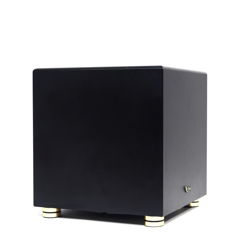 "Infinity BU-2 100W Powered Subwoofer Speaker 12"" Single Drive>"