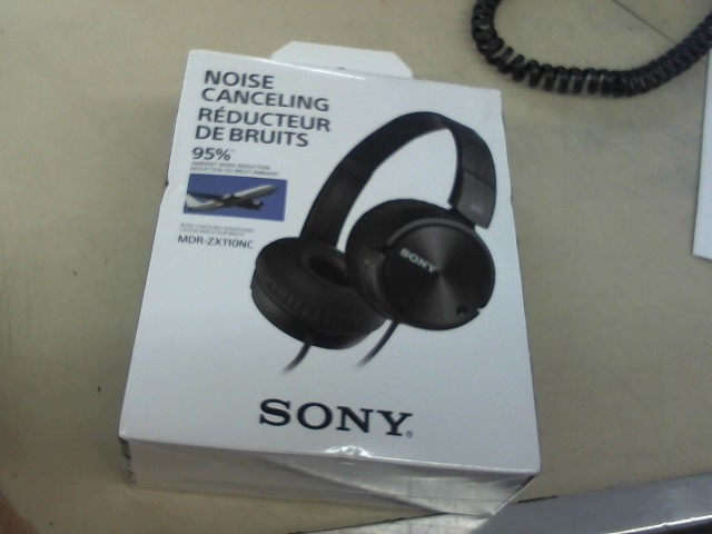 SONY Headphones MDR-ZX110NC