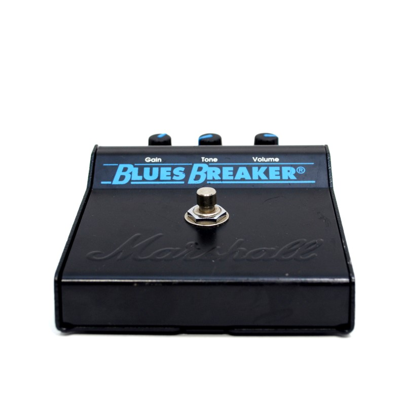 Marshall Blues Breaker Vintage Overdrive Pedal With AC Adapter>