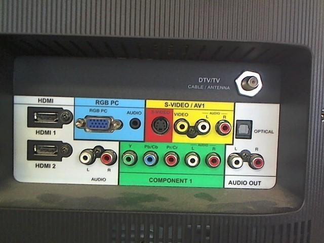 VIZIO Flat Panel Television V0320E