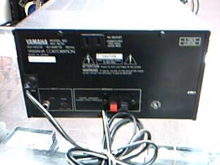 YAMAHA MX-M70 Mono Amplifier