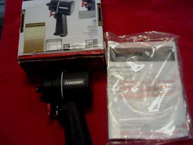 HUSKY H4435 Impact Wrench/Driver