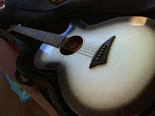 DEAN GUITARS Electric-Acoustic Guitar AX PE SVB