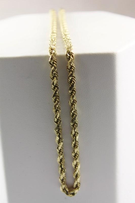 "20"" Gold Chain 14K Yellow Gold 23.5g"