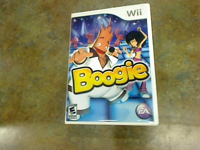 EA Nintendo Wii Game BOOGIE
