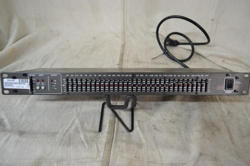 DOD Equalizer SR431QX
