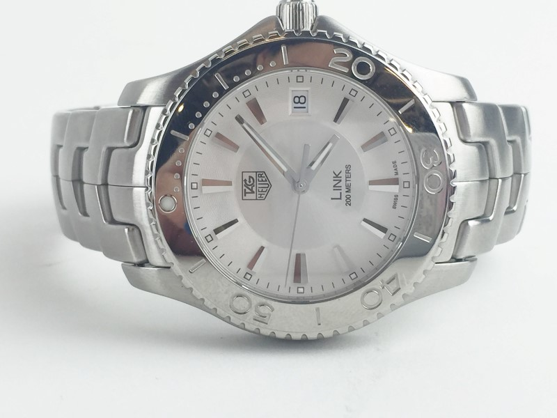 TAG HEUER LINK WJ1111 QUARTZ WATCH