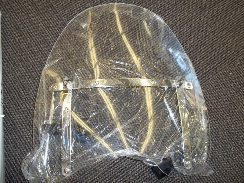 CYCLE PART MOTORCYCLE WINDSHIELD