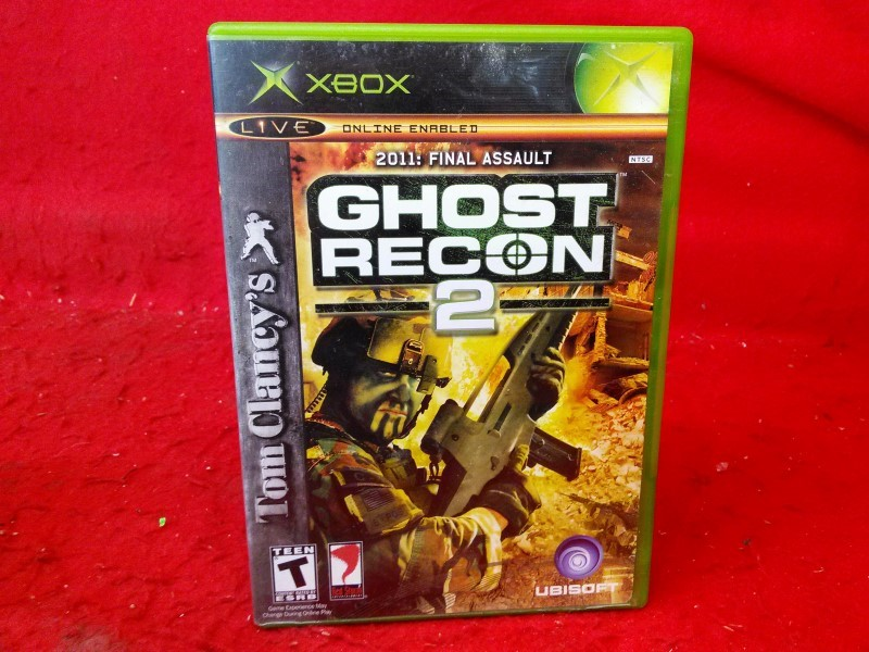 MICROSOFT Microsoft XBOX 360 Game GHOST RECON 2